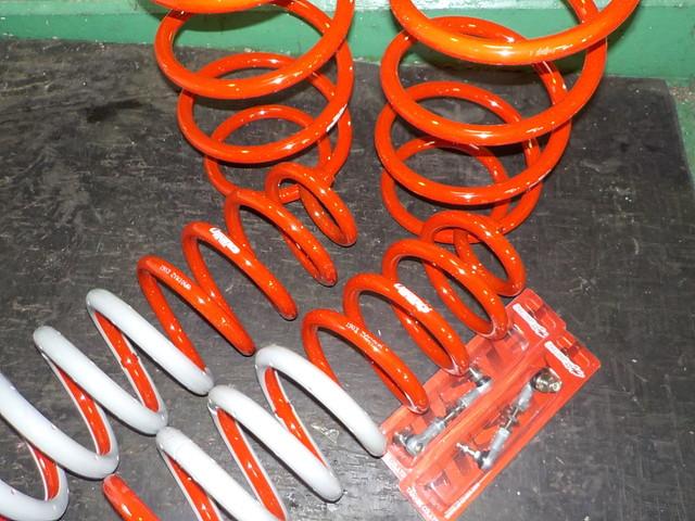 ZYX10 CH-R タナベのアップスプリング交換 四輪アライメント調整
