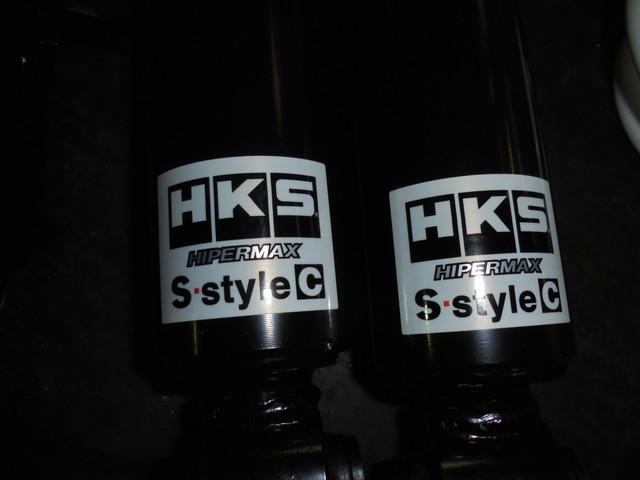 RC1 オデッセイ HKSの車高調に交換 四輪アライメント調整