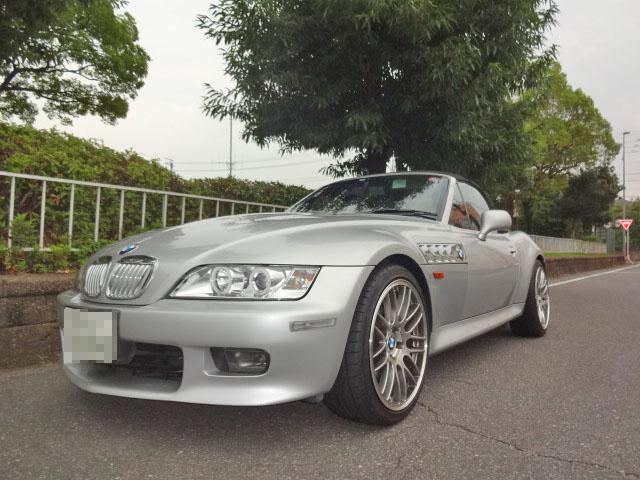 BMW Z3 6気筒モデル 四輪アライメント