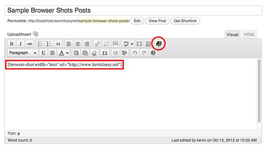Browser Shots Screenshot