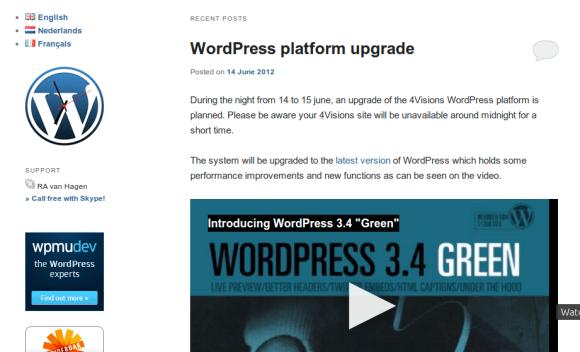 CoolClock – a Javascript Analog Clock for WordPress – Status 301