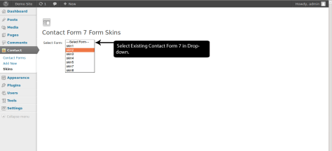 custom-skins-for-contact-form-7 screenshot 2