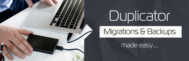 Cara Migrasi Hosting WordPress - Duplicator