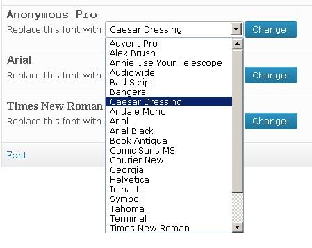 free-google-fonts screenshot 5