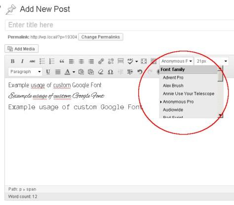 free-google-fonts screenshot 8