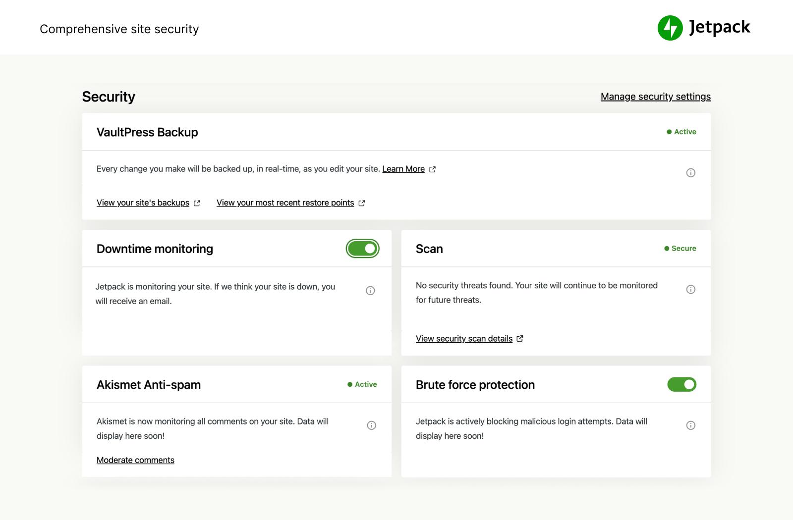 screenshot 1 10 Meilleurs Plugins Wordpress indispensables en 2019 - Les extensions que j'utilise sur SOStuto.com