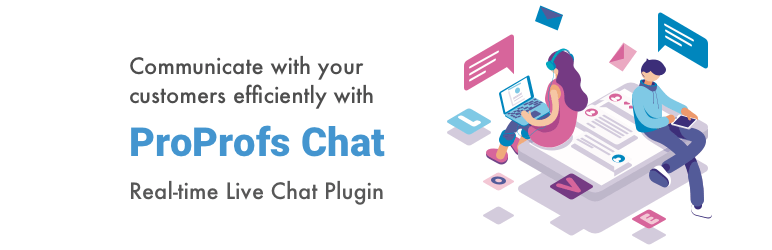 ProProfs Chat – WP Live Chat plugin for WordPress