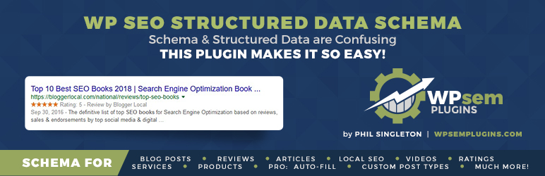 WP SEO Structured Data Schema