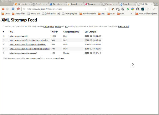 xml-sitemap-feed screenshot 1