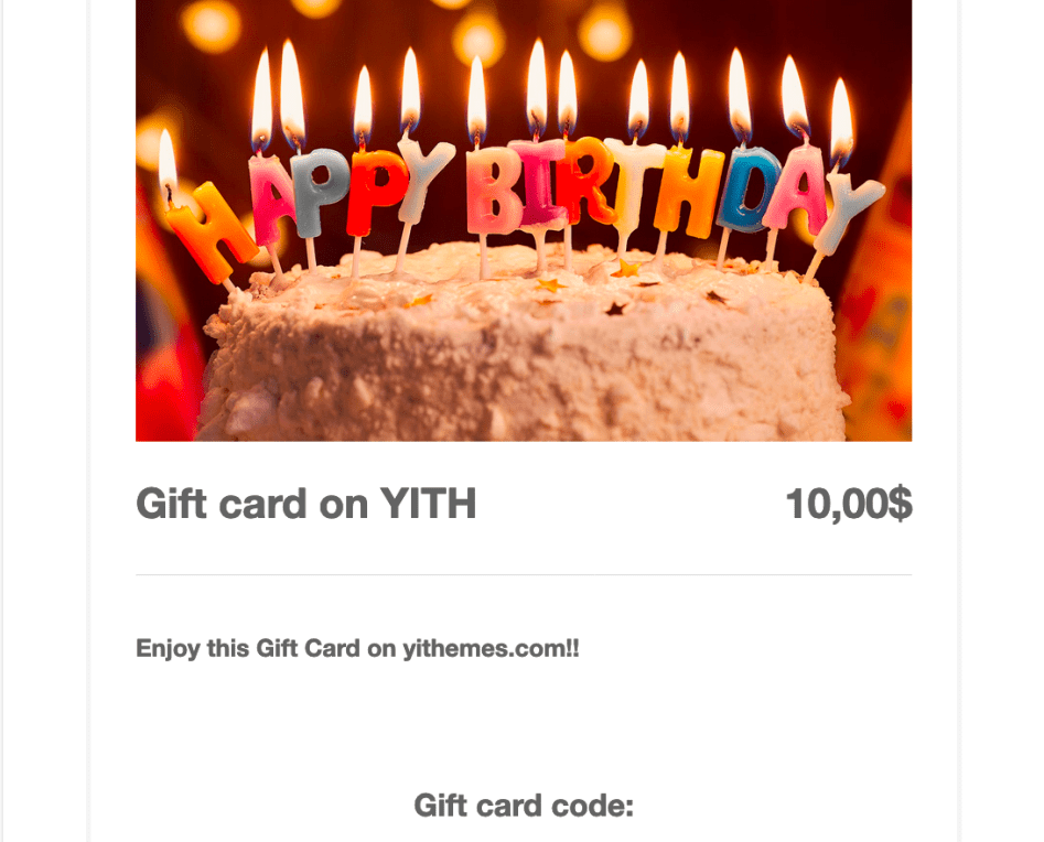 How do You Sell Gift Cards / Vouchers in WooCommerce?