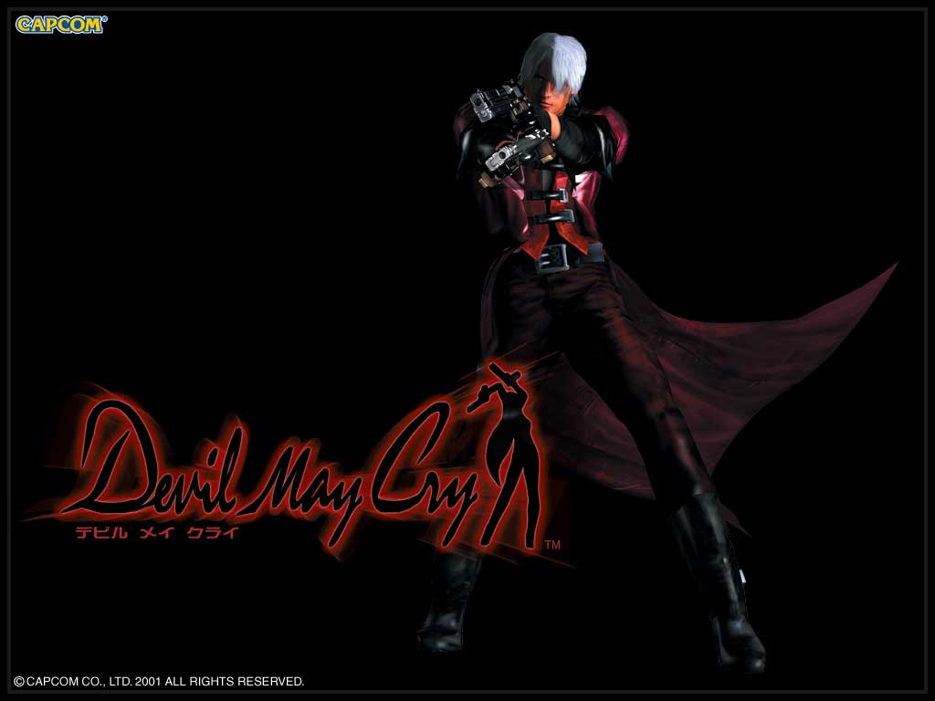 New Devil May Cry Wallpapers IGN