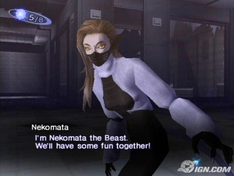 Nekomata Nocturne