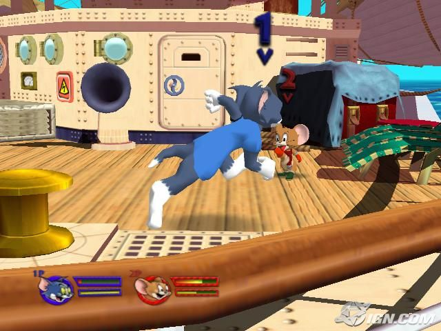 Download game tom and jerry war of the whiskers pc games
