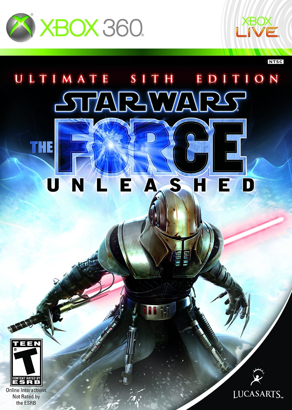 Star Wars The Force Unleashed Ultimate Sith Edition Xbox 360 IGN