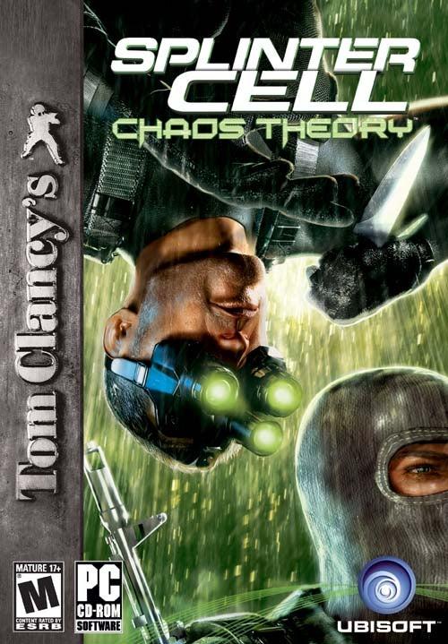 Splinter Cell Chaos Theory Head-to-Head - IGN
