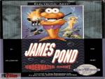 James Pond - Underwater Agent