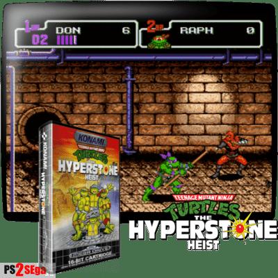 TMNT -Hyperstone Heist