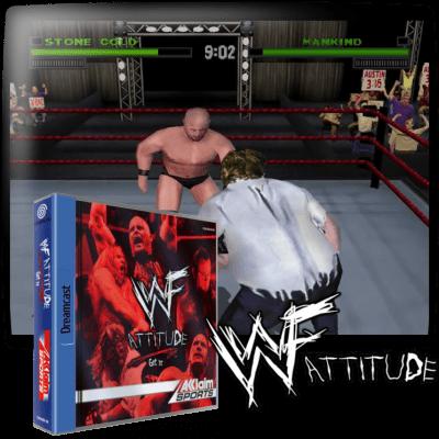 WWF Attitude — Get it!