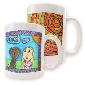 Kids Art Fundraiser: Order by November 15 for Free Shipping