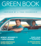 Sneak Preview of GREEN BOOK at the Alamo Drafthouse