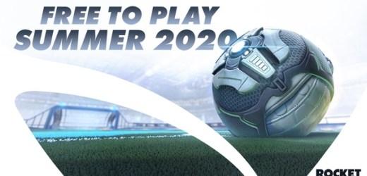 Rocket League станет условно-бесплатной со следующим крупным летним обновлением