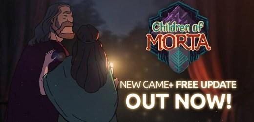 Недавно для Children of Morta вышло бесплатное обновление 'Setting Sun Inn', которое принесло «Новую игру +» и новый контент.