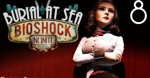 Прохождение Bioshock Infinite: Burial at Sea — Episode 2 DLC — Часть 8 (Она знала на что шла…)