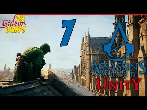 Прохождение Assassin's Creed: Unity (Единство) HDPC — Часть 7 (Убийство в Нотр-Дам де Пари)