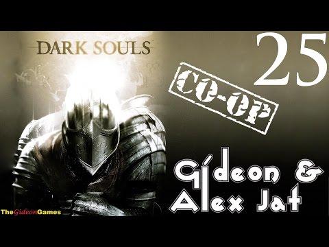 Прохождение Dark Souls. Co-op: Gideon  Alex Jat PC — Часть 25 (Манус)