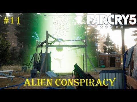 Прохождение Far Cry 5 #11 Инопланетный заговор