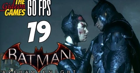 Прохождение Batman: Arkham Knight на Русском (Рыцарь Аркхема)PС60fps — Часть 19 (Свободу кисе!)