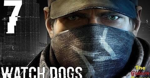 Прохождение Watch Dogs HDPC — Часть 7 (Тотальный разнос и Паук-Терминатор)