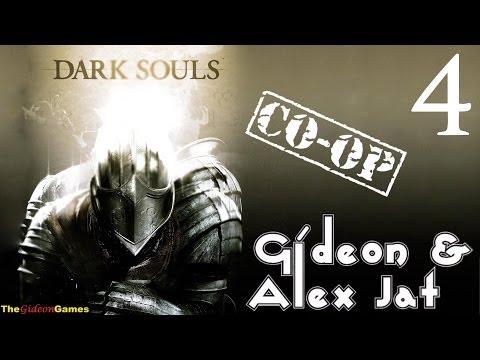 Прохождение Dark Souls. Co-op: Gideon  Alex Jat — Часть 4 (Фантомные боли)