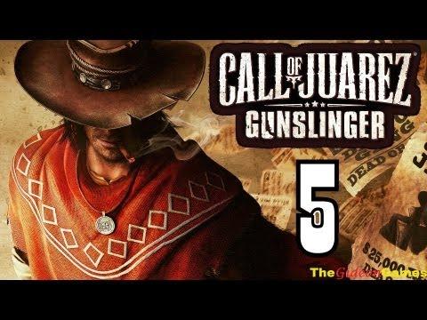 Прохождение Call of Juarez: Gunslinger на высокой сложности HD — Часть 5 (Великолепный одиночка)