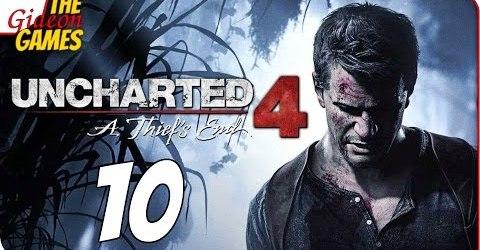 Прохождение Uncharted 4 на Русском  10 (Божественный Мадагаскар)