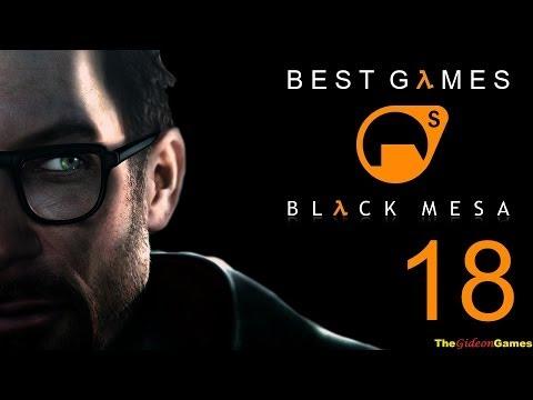 Best Games: Прохождение Black Mesa Half-Life (HD) — Часть 18 (Комплекс Лямбда)
