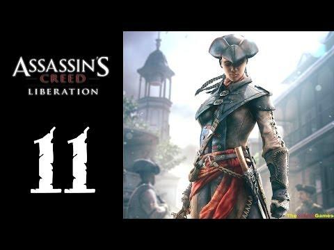 Прохождение Assassin's Creed: Liberation HD 100% Синхро. — Часть 11 (Возвращение в Мексику)