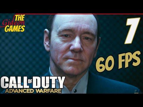 Прохождение Call of Duty: Advanced Warfare HDPC60fps — Миссия 7: Утопия (Ожиданный поворот)