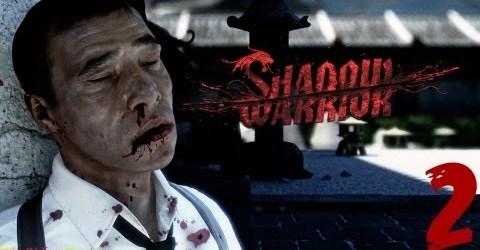 Прохождение Shadow Warrior — Часть 2 (Глава 1: «С» как в слове Сволочь, «О» как в слове Отменная)