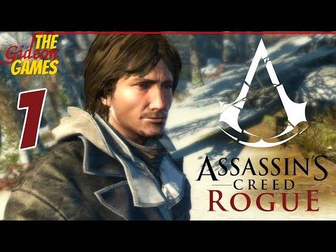 Прохождение Assassin's Creed: Rogue (Изгой) HDPS3 — Часть 1 (Братья)