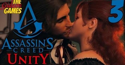 Прохождение Assassin's Creed: Unity (Единство) HDPC — Часть 3 (Французский поцелуй)