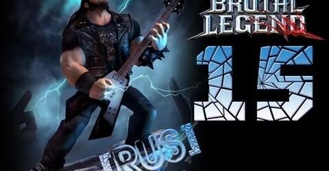 Walk: Прохождение Brutal Legend — Часть 15 (К морю) RUS Subs