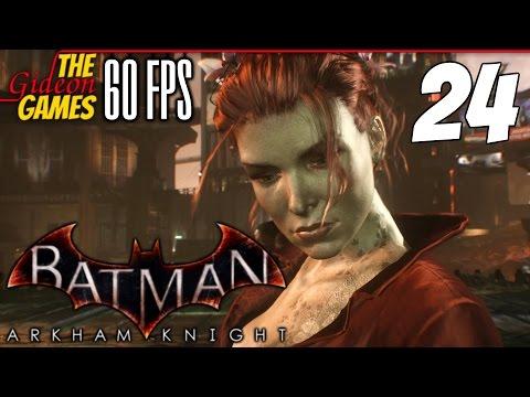 Прохождение Batman: Arkham Knight на Русском (Рыцарь Аркхема)[PС|60fps] — Часть 24 (Город Страха)