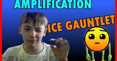 ICE GAUNTLET AMPLIFICATION (HARD 5 ЗВЁЗД) / GEOMETRY DASH