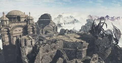 Dark Souls III — Пик древних драконов