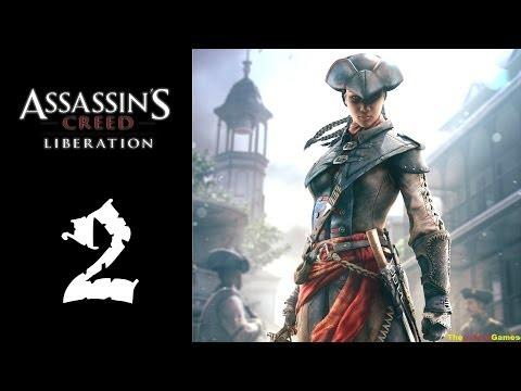 Прохождение Assassin's Creed: Liberation HD 100% Синхро. — Часть 2 (Верный слуга)