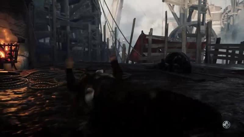 В сеть попал геймплейный ролик отменённой игры Prophecy, от студии Sucker Punch.