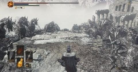 Dark Souls III — Молящиеся драконы
