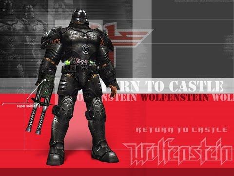 Wolfenstein: Return to Castle — Мрачная тайна. Осквернённая церковь. 2.4 #9