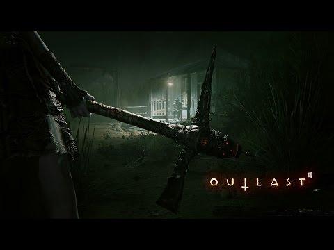 Outlast 2 Demo — кирпичный хоррор стрим — первый взгляд.